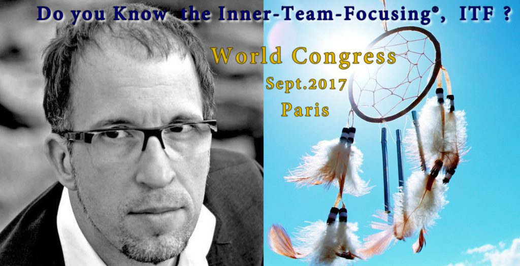 Do you know the Inner-Team-Focusing®, ITF?